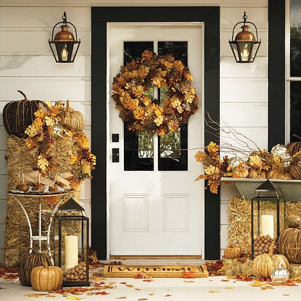Autumn entry. (Photo: Pottery Barn)