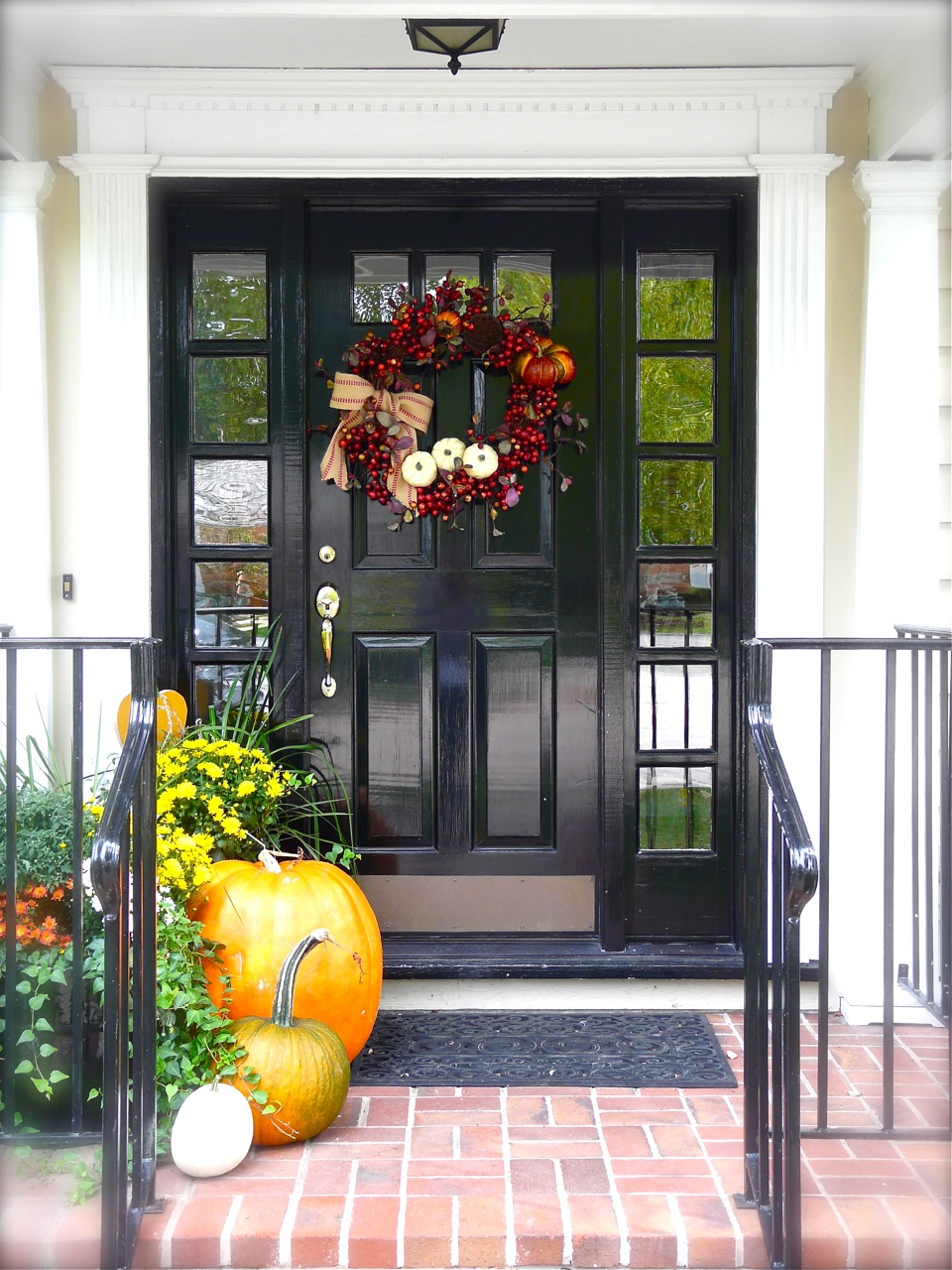 Autumn entry. (Photo: House TalkN)