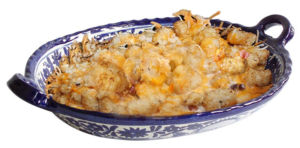 Cheesy Chicken 'n Tater Tot Crock-Pot Bake