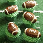 Football Cupcakes (Photo: Cupcakes Take the Cake)