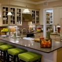 HGTV 2008 Green Home kitchen
