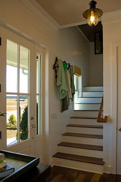 HGTV 2008 Green Home stairway