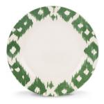"Lenox Aerin ""Emerald Mist"" dinner plate."