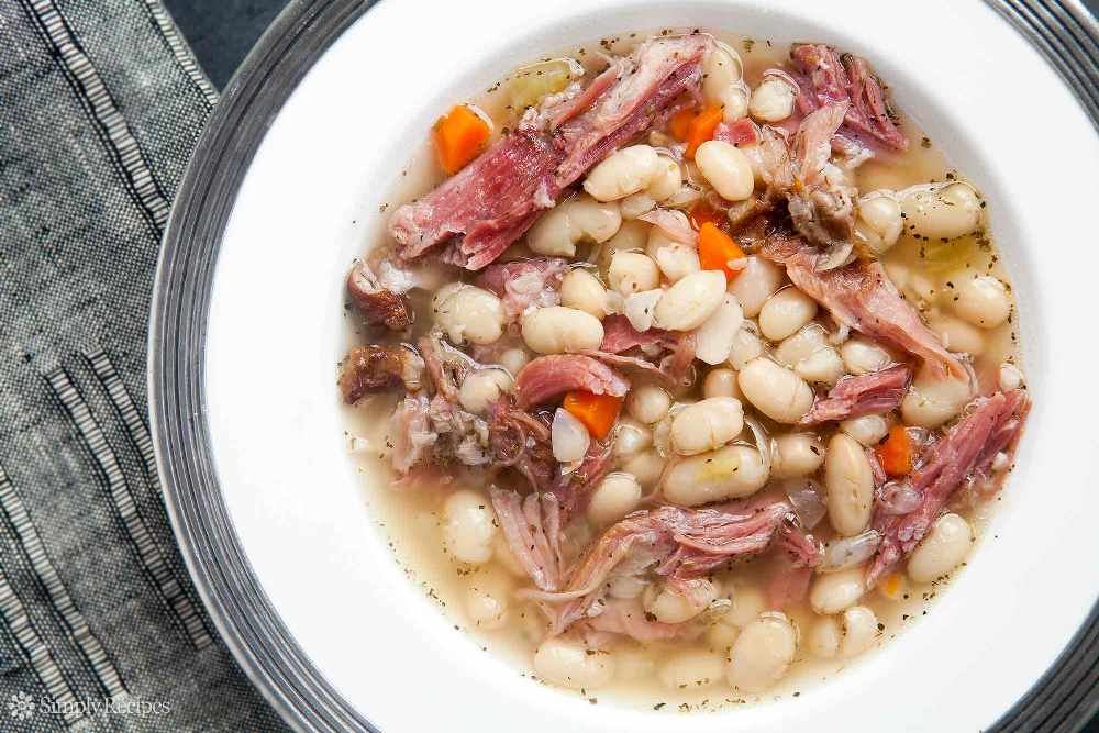 White Bean and Ham Soup (Photo: Simply Recipes)