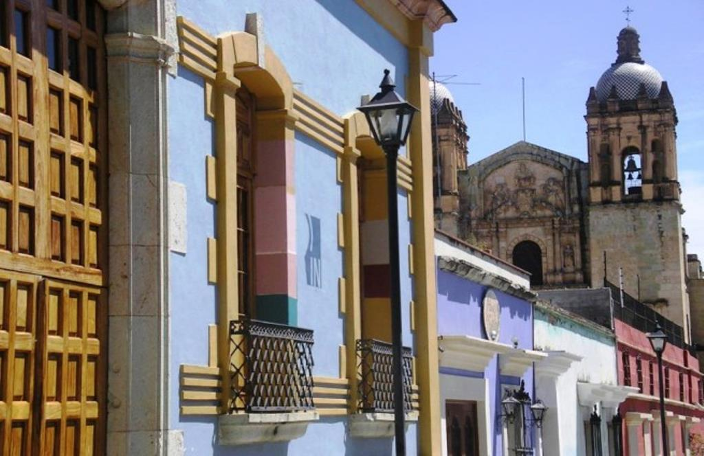 Oaxaca buildings