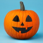 Happy Face Pumpkin. (Photo: Don Penny/Real Simple)