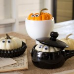 Peekaboo Pumpkins. (Photo: HGTV)