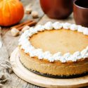 Creamy Pumpkin Cheesecake