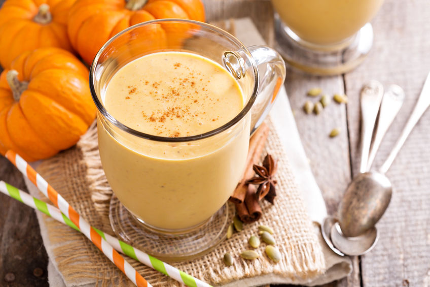 Pumpkin Pie Smoothie (Photo: Brent Hofacker)