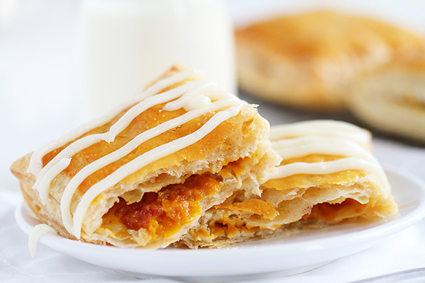 Pumpkin Puff Pastry (Photo: I am Baker)