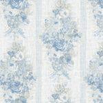 Ladies Day Floral-Sargent Blue by Ralph Lauren.