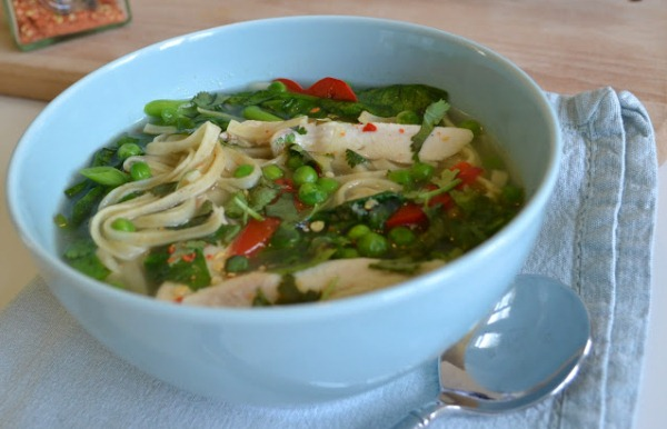 Chicken Noodle Soup (Photo: Nest Egg)