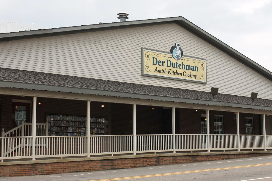Der Dutchman, Walnut Creek