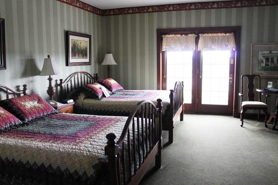Carlisle guest room