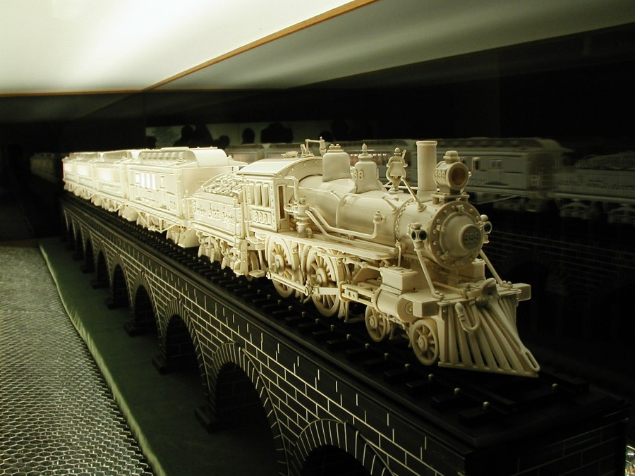The Empire State Express. (Photo: Nondot)