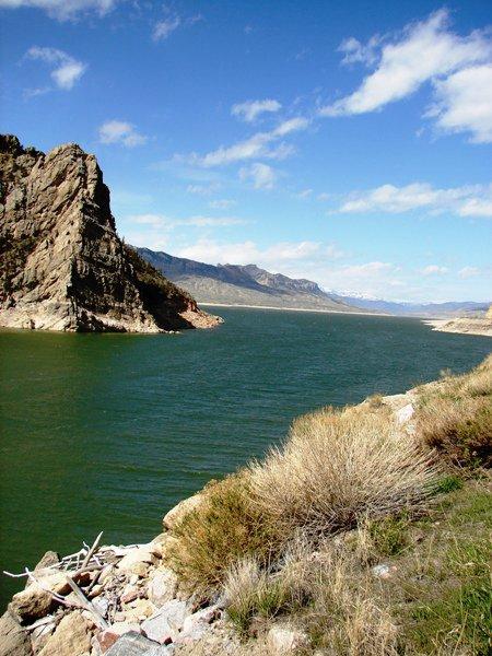 Buffalo Bill Reservoir