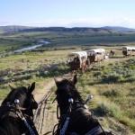 On the Mormon pioneer trail to Utah. (Photo: Wyoming Tourism)