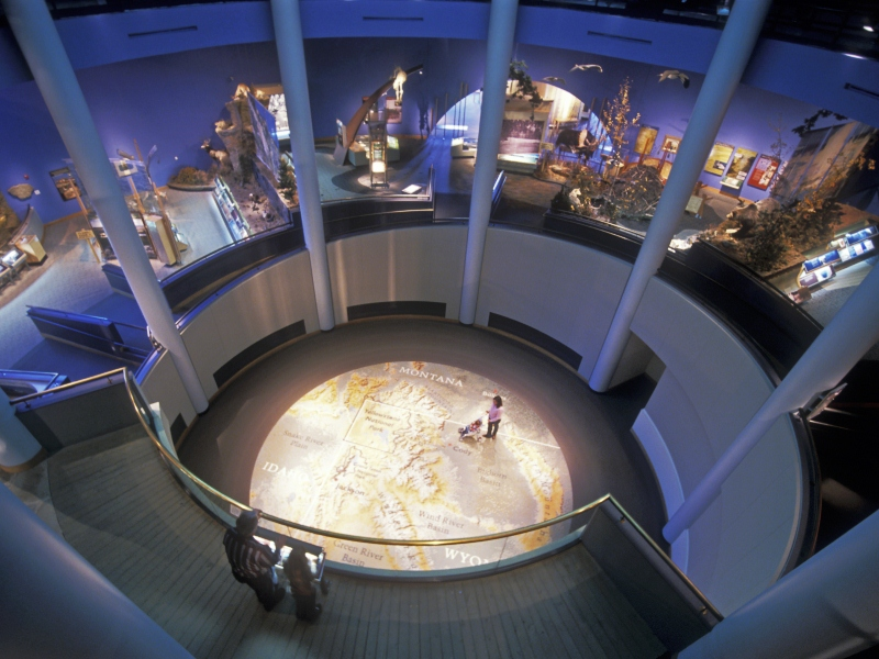 Draper Museum of Natural History. (Photo: Buffalo Bill Center of the West)