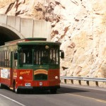 Cody Trolley Tours (photo: Wyoming Tourism)