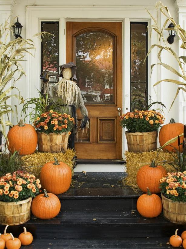Autumn entry. (Photo: HGTV)