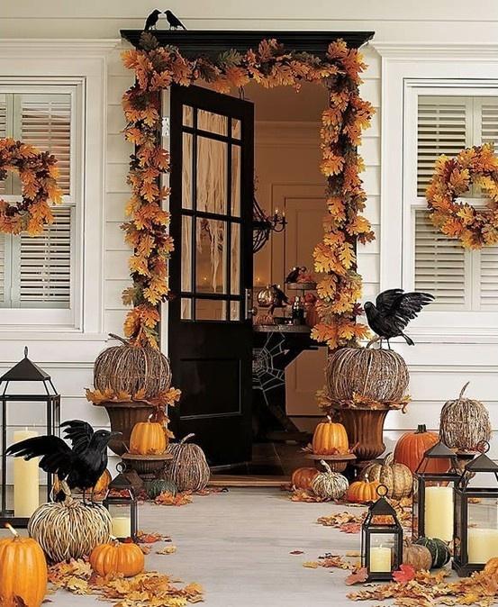 Autumn entry. (Photo: Pottery Barn)