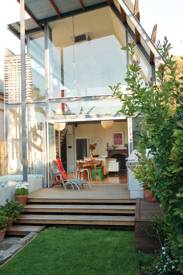 Brammy Kyprianou house deck.