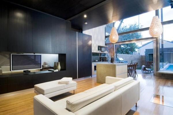 Brammy Kyprianou house living room.