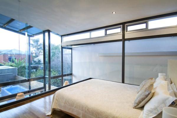 Brammy Kyprianou house master bedroom.