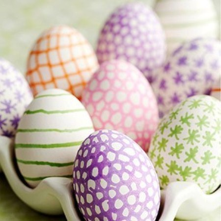 Dye-Free Easter Eggs. (Photo: Parents)