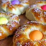 Italian Easter Bread. (Photo: The Italian Dish)