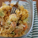 Easy Cheesy Chicken Rotini