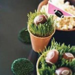 Potted Wheatgrass (Photo: Real Simple)