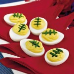 Spicy-Sweet Deviled Eggs (Photo: My Recipes)