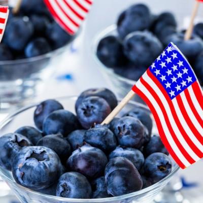 Sweet Patriotic Treats