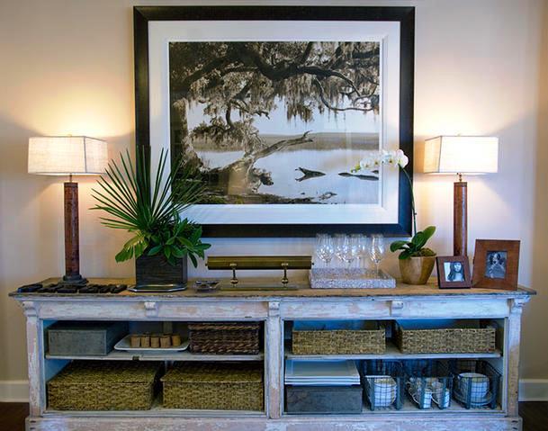 HGTV 2008 Green Home dining room