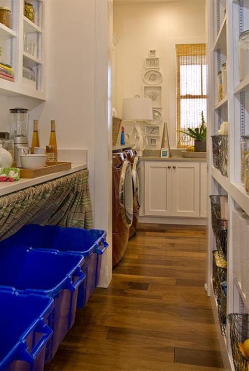 HGTV 2008 Green Home pantry