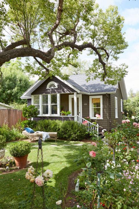The gardener's cottage.