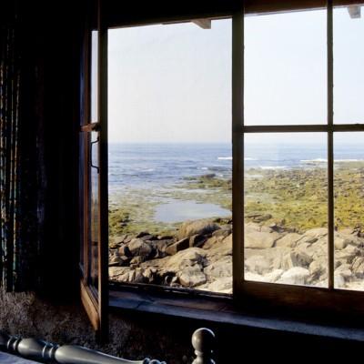 Maine Island Home