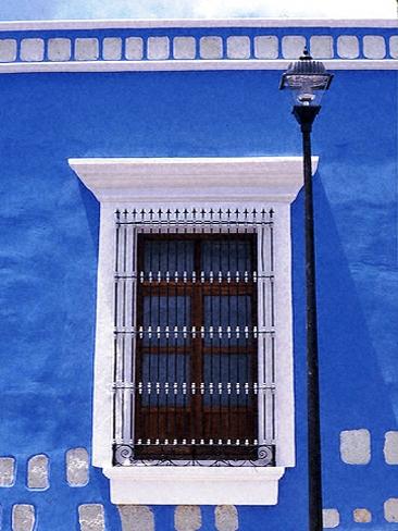 Window in Oaxaca