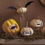 Vampire Pumpkins. (Photo: Martha Stewart)