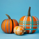 Mad for Plaid Pumpkins. (Photo: Don Penny/Real Simple)