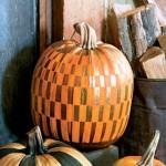 Rectangle Grid Pumpkin. (Photo: Helen Norman/Southern Living)