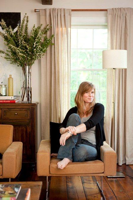 Interior designer Sisse Jonassen. (Photo: Emily Gilbert)