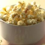 Cheesy Popcorn (Photo: Cooking Light)