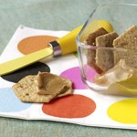 Whole Wheat Crackers and Peanut Butter (Photo: Lee Harrelson, Cooking Light)
