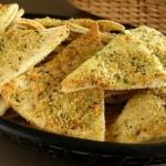 Parmesan Pita Crisps (Photo: Food.com)