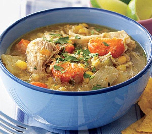 Spicy Chicken Stew (Photo: My Recipes)