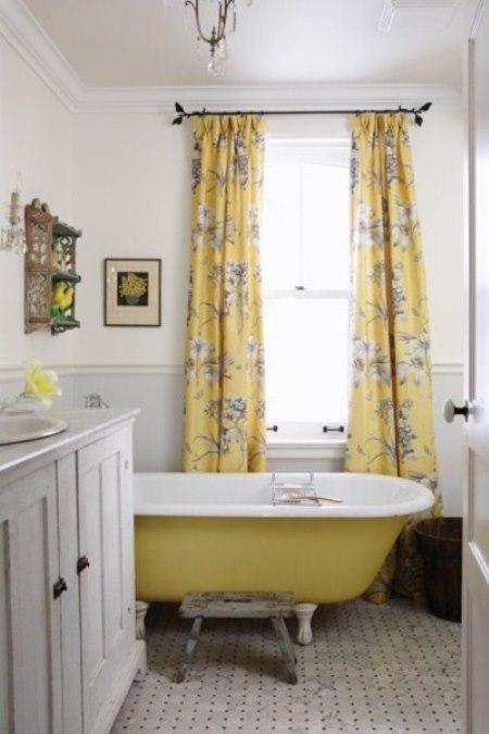 Sarah's country house guest bath.