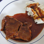 Sweet 'n Tangy Crock-Pot Pork