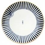 """Vista Alegre """"Transatlantica"""" porcelain charger plate."""